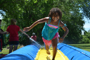 Water Slide Activity